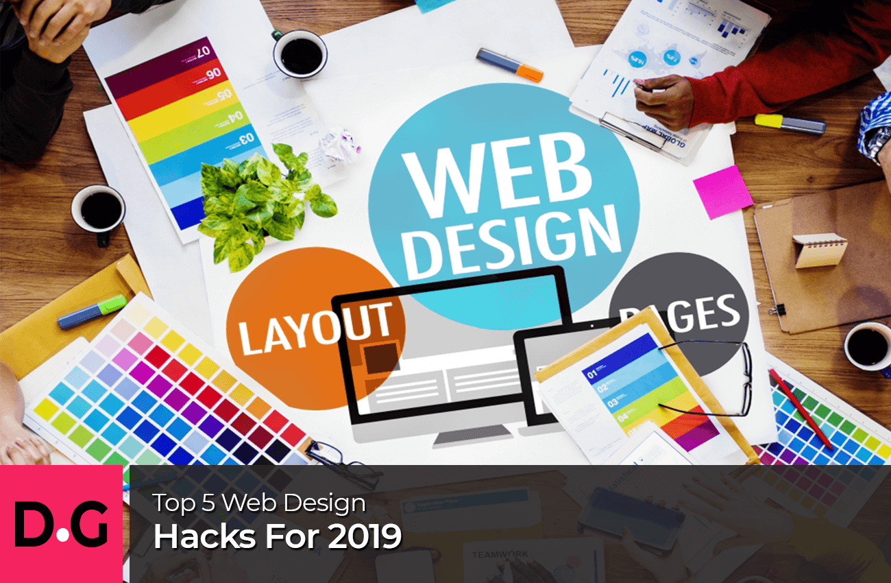 web design hacks