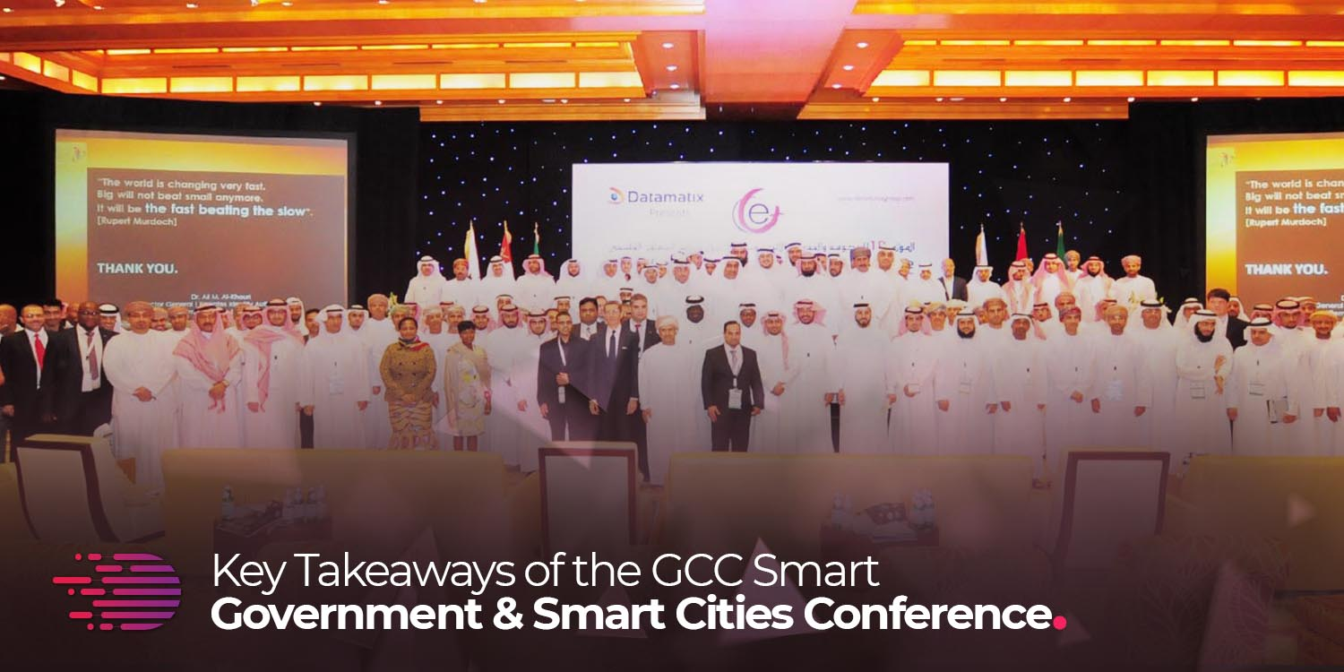 GCC Smart Government and Smart Cities conference