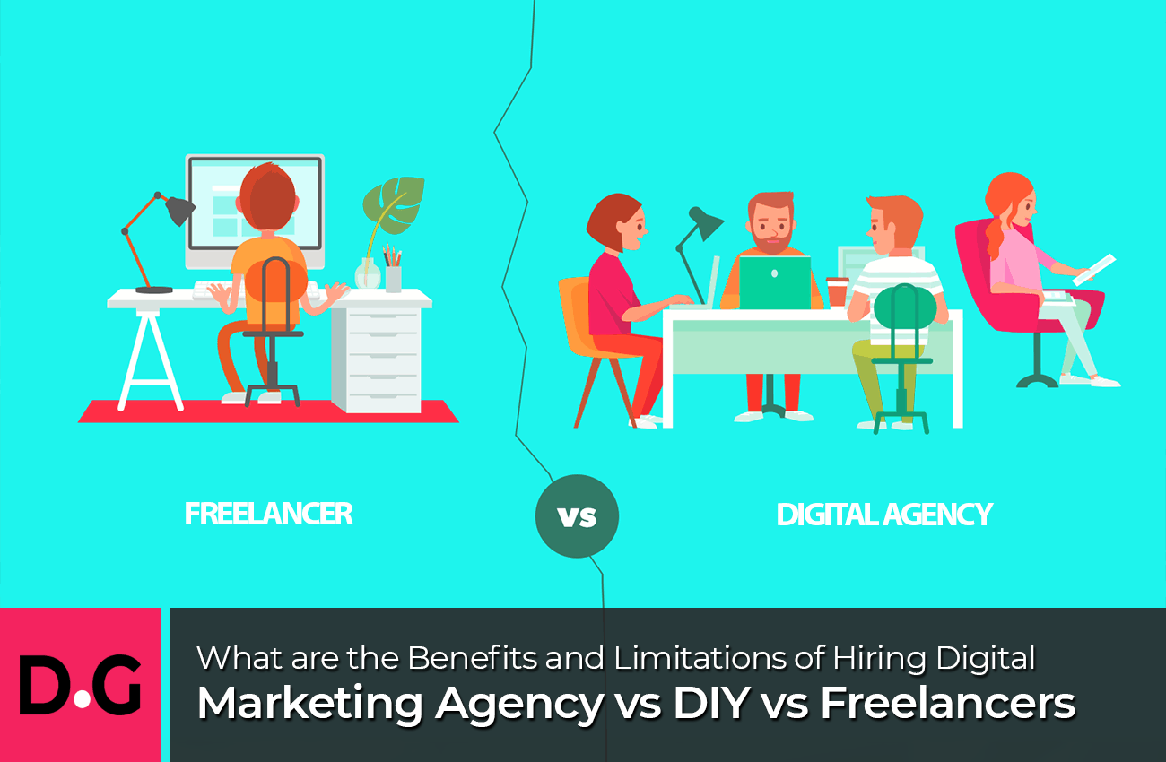 What are the Benefits and Limitations of hiring Digital marketing Agency
