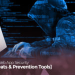 web app security in 2021- Digital gravity blog featured image