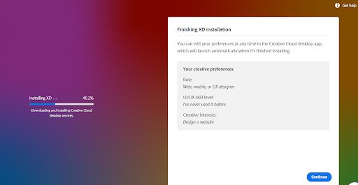 After-setting-your-preferences-Adobe-XD-blog-Image.